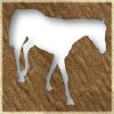 馬のシルエットデザインアイコン 3 競馬フリー素材 競馬ブログ素材のうまぽっと