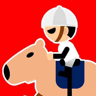 カピバラに乗る騎手のアイコン(17)画像3