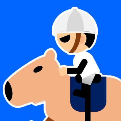 カピバラに乗る騎手のアイコン(17)画像4