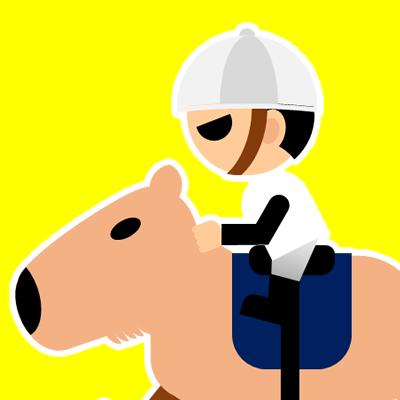 カピバラに乗る騎手のアイコン(17)画像5