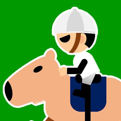 カピバラに乗る騎手のアイコン(17)画像6