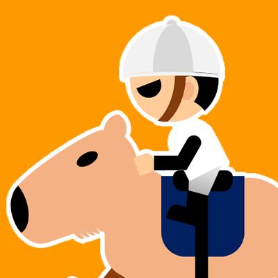 カピバラに乗る騎手のアイコン(17)画像7