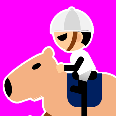 カピバラに乗る騎手のアイコン(17)画像8