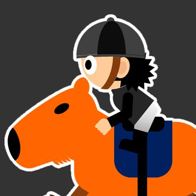 カピバラに乗る騎手のアイコン(18)画像2