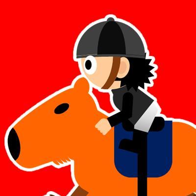 カピバラに乗る騎手のアイコン(18)画像3