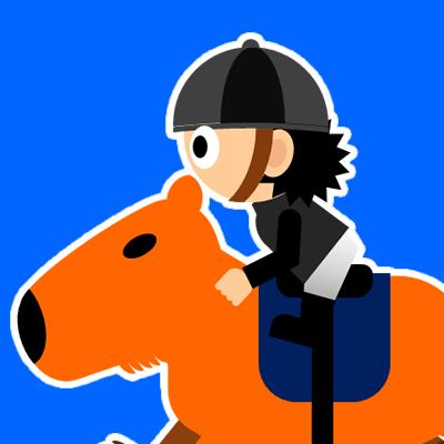 カピバラに乗る騎手のアイコン(18)画像4