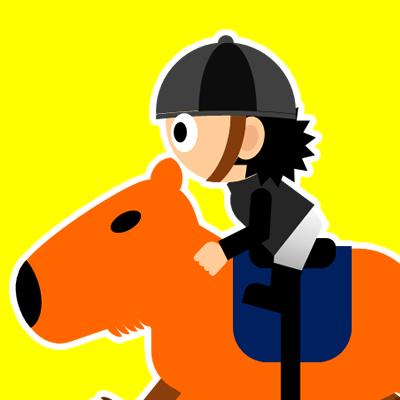カピバラに乗る騎手のアイコン(18)画像5