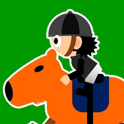 カピバラに乗る騎手のアイコン(18)画像6