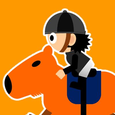 カピバラに乗る騎手のアイコン(18)画像7