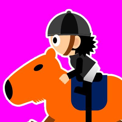 カピバラに乗る騎手のアイコン(18)画像8