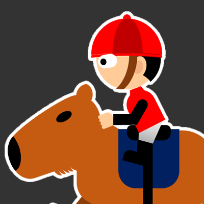カピバラに乗る騎手のアイコン(19)画像2