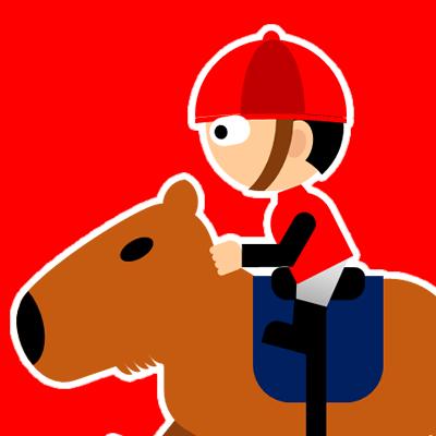 カピバラに乗る騎手のアイコン(19)画像3