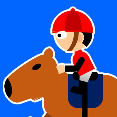 カピバラに乗る騎手のアイコン(19)画像4