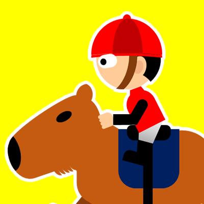 カピバラに乗る騎手のアイコン(19)画像5