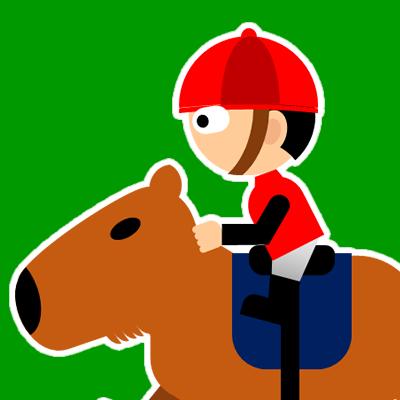 カピバラに乗る騎手のアイコン(19)画像6