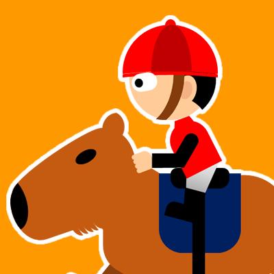カピバラに乗る騎手のアイコン(19)画像7