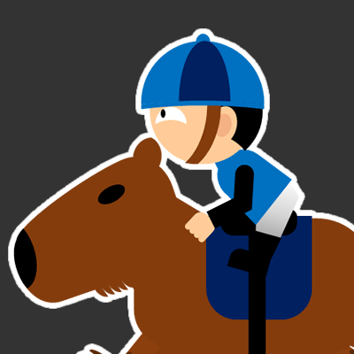 カピバラに乗る騎手のアイコン(20)画像2