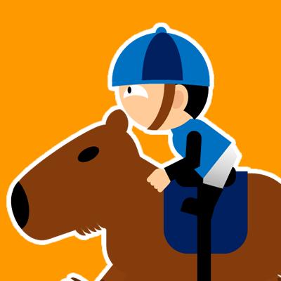 カピバラに乗る騎手のアイコン(20)画像7