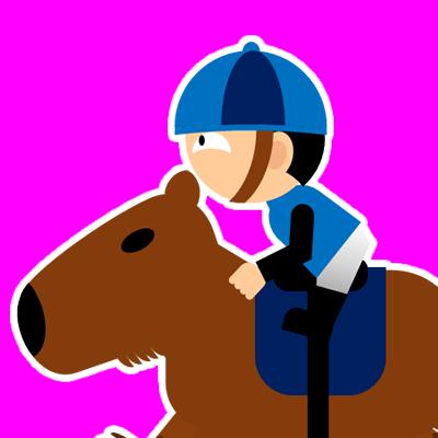 カピバラに乗る騎手のアイコン(20)画像8