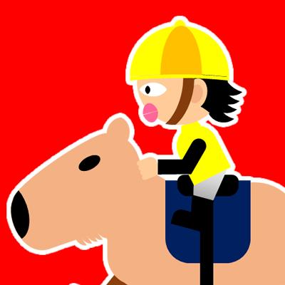 カピバラに乗る騎手のアイコン(21)画像3