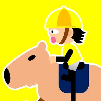 カピバラに乗る騎手のアイコン(21)画像5