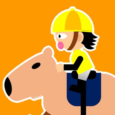 カピバラに乗る騎手のアイコン(21)画像7