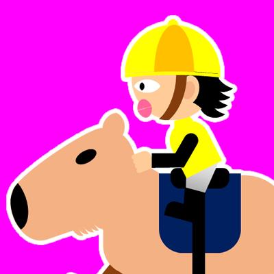 カピバラに乗る騎手のアイコン(21)画像8