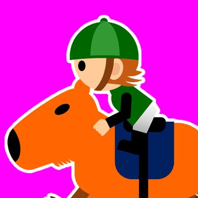 カピバラに乗る騎手のアイコン(22)画像8