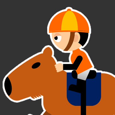 カピバラに乗る騎手のアイコン(23)画像2