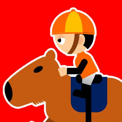 カピバラに乗る騎手のアイコン(23)画像3