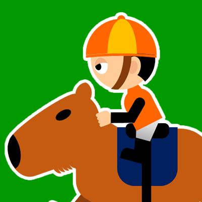 カピバラに乗る騎手のアイコン(23)画像6