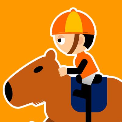 カピバラに乗る騎手のアイコン(23)画像7