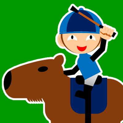 カピバラに乗る騎手のアイコン(28)画像6