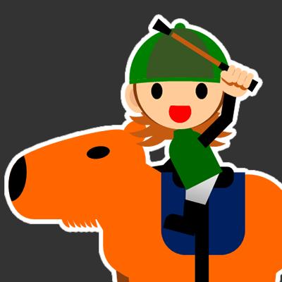 カピバラに乗る騎手のアイコン(30)画像2
