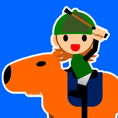 カピバラに乗る騎手のアイコン(30)画像4