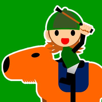 カピバラに乗る騎手のアイコン(30)画像6