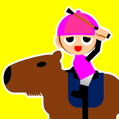 カピバラに乗る騎手のアイコン(32)画像5