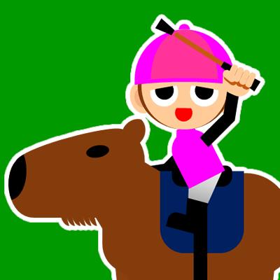 カピバラに乗る騎手のアイコン(32)画像6