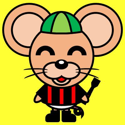 騎手衣装を着たネズミのアイコン(6)画像5