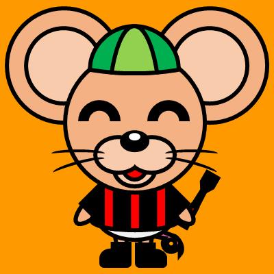 騎手衣装を着たネズミのアイコン(6)画像7