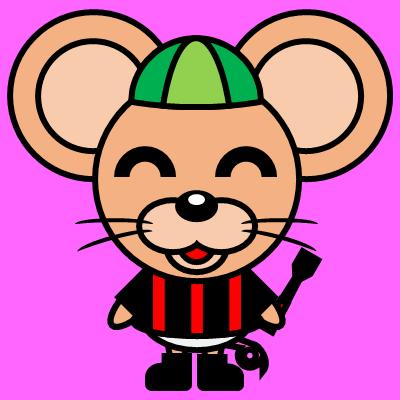 騎手衣装を着たネズミのアイコン(6)画像8