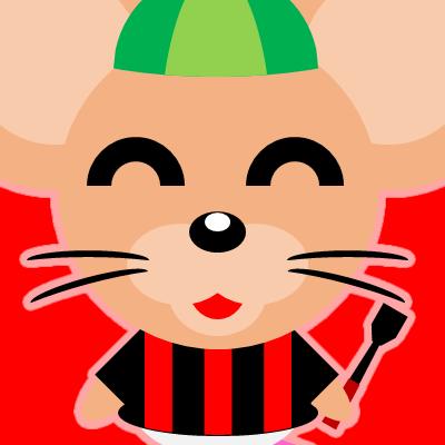 騎手衣装を着たネズミのアイコン(14)画像3