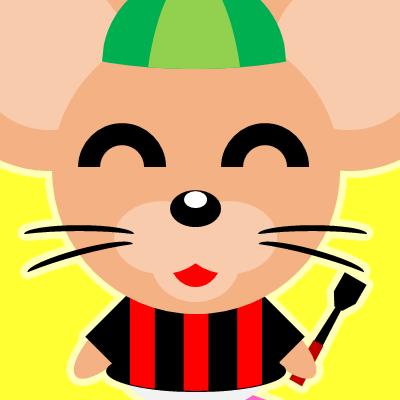 騎手衣装を着たネズミのアイコン(14)画像5