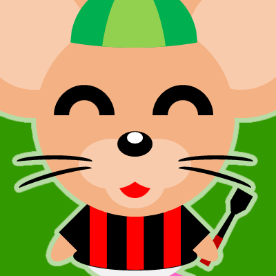 騎手衣装を着たネズミのアイコン(14)画像6