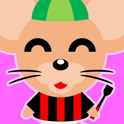 騎手衣装を着たネズミのアイコン(14)画像8