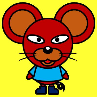 かわいいネズミのアイコン(4)画像5