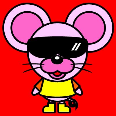 かわいいネズミのアイコン(5)画像3