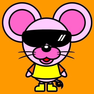 かわいいネズミのアイコン(5)画像7