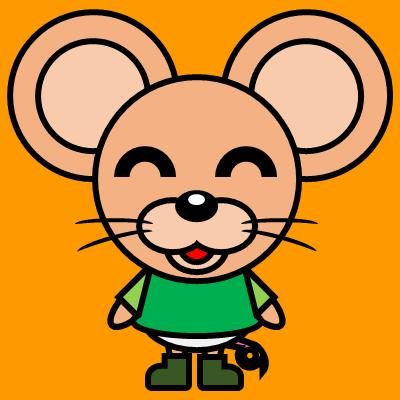 かわいいネズミのアイコン(6)画像7