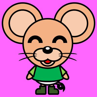かわいいネズミのアイコン(6)画像8
